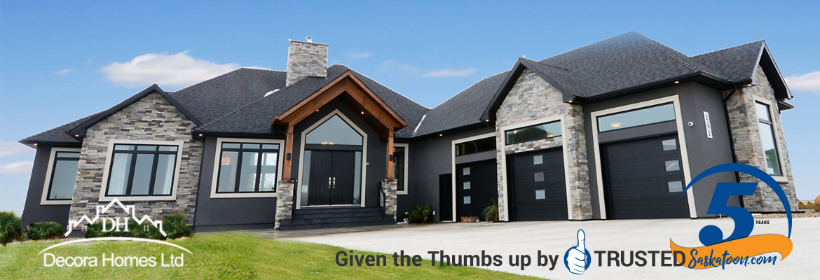 a beautiful home with a trusted thumbs up logo on the image